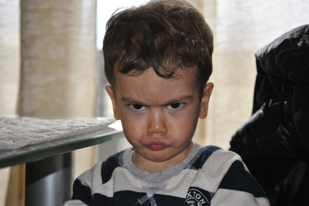 b6865c6c SINNATAGGEN: Barn er ofte flinke til å vise følelser, på godt og vondt, og  i den berømte trassalderen kan selv de enkleste hverdagsrutinene bli en ...