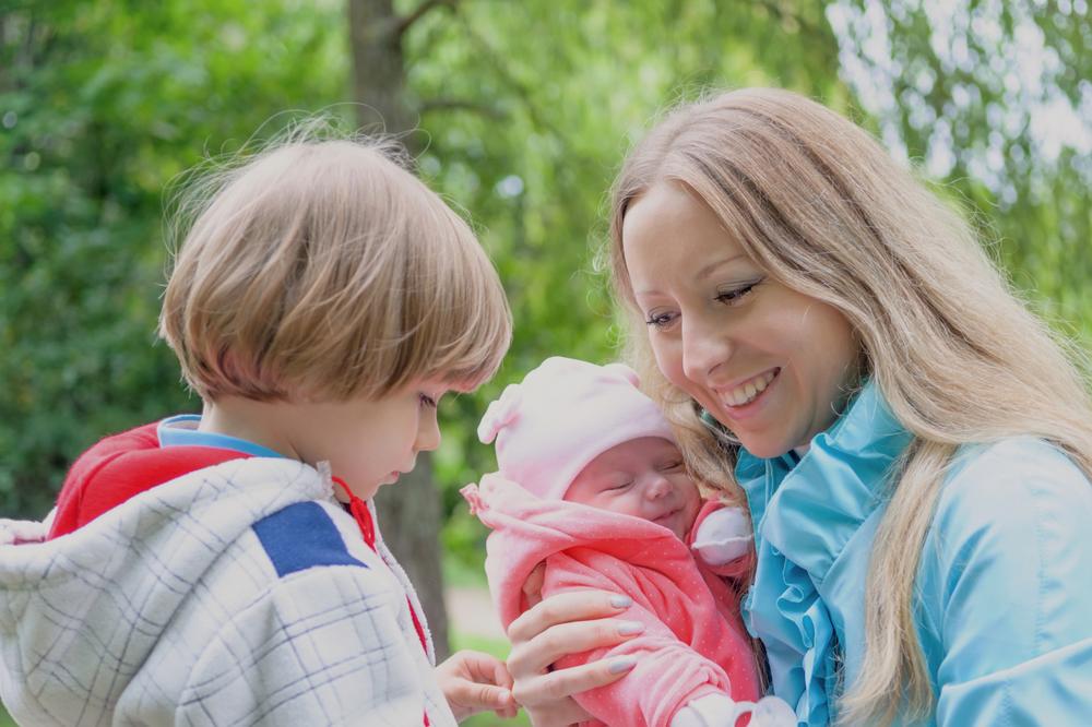 fb569858 Slik forbereder du barnet på småsøsken - Familieliv, annonsørinnhold ...
