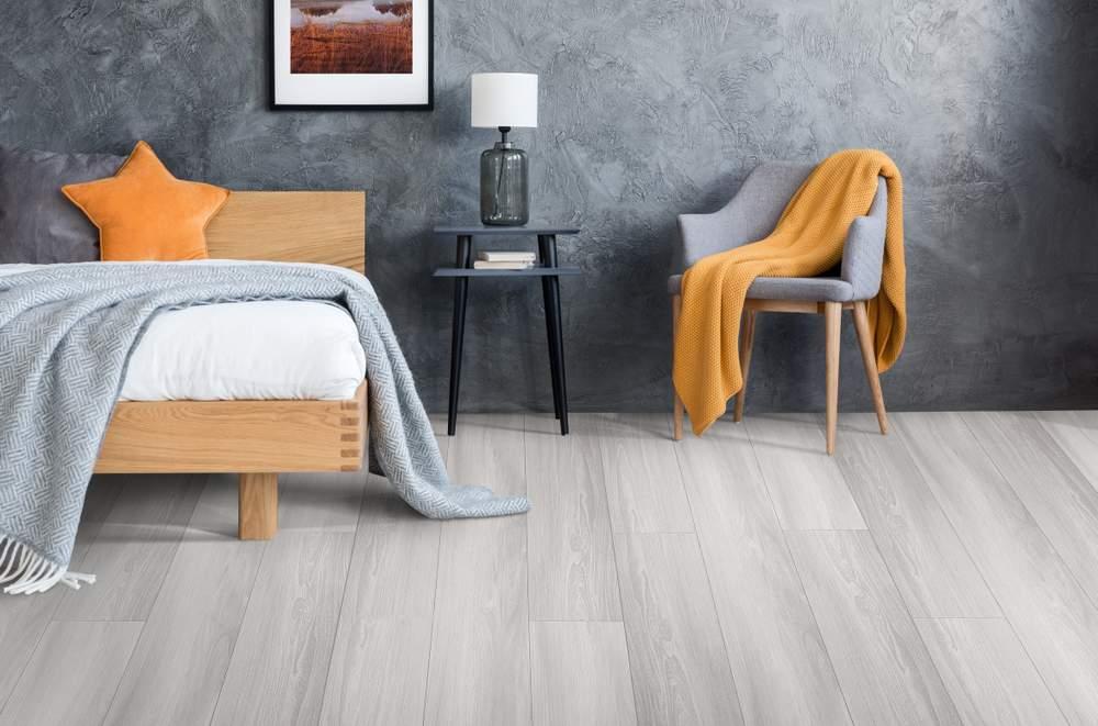legg nytt gulv på betong