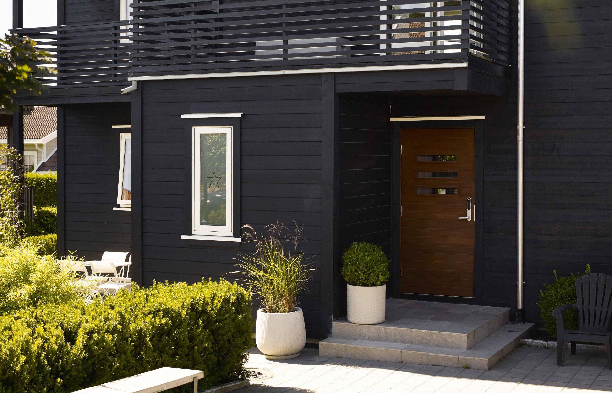 72e19b15 På tide å male huset? Slik finner du riktig farge til ditt hjem