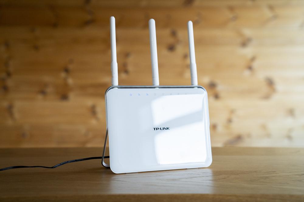 dårlig internett signal