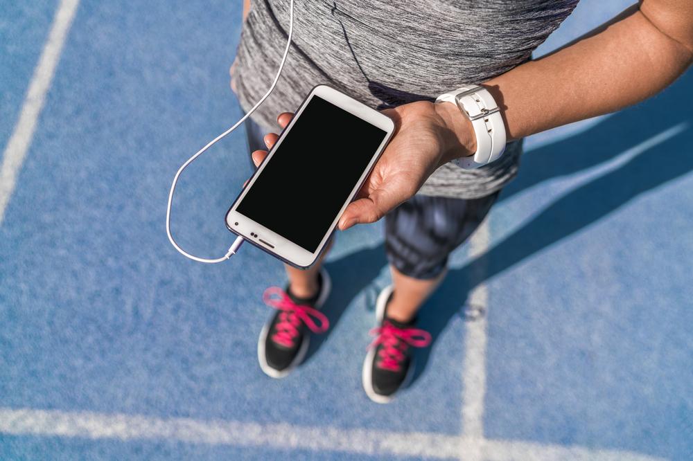 47b83811 DIGITAL TRENINGSHJELP: Wearables og smarttelefoner kan være nyttige verktøy  på trening. Foto: Shutterstock