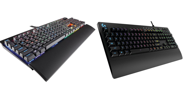 Corsair Gaming K70 Lux Tastatur Brun Komplett.no