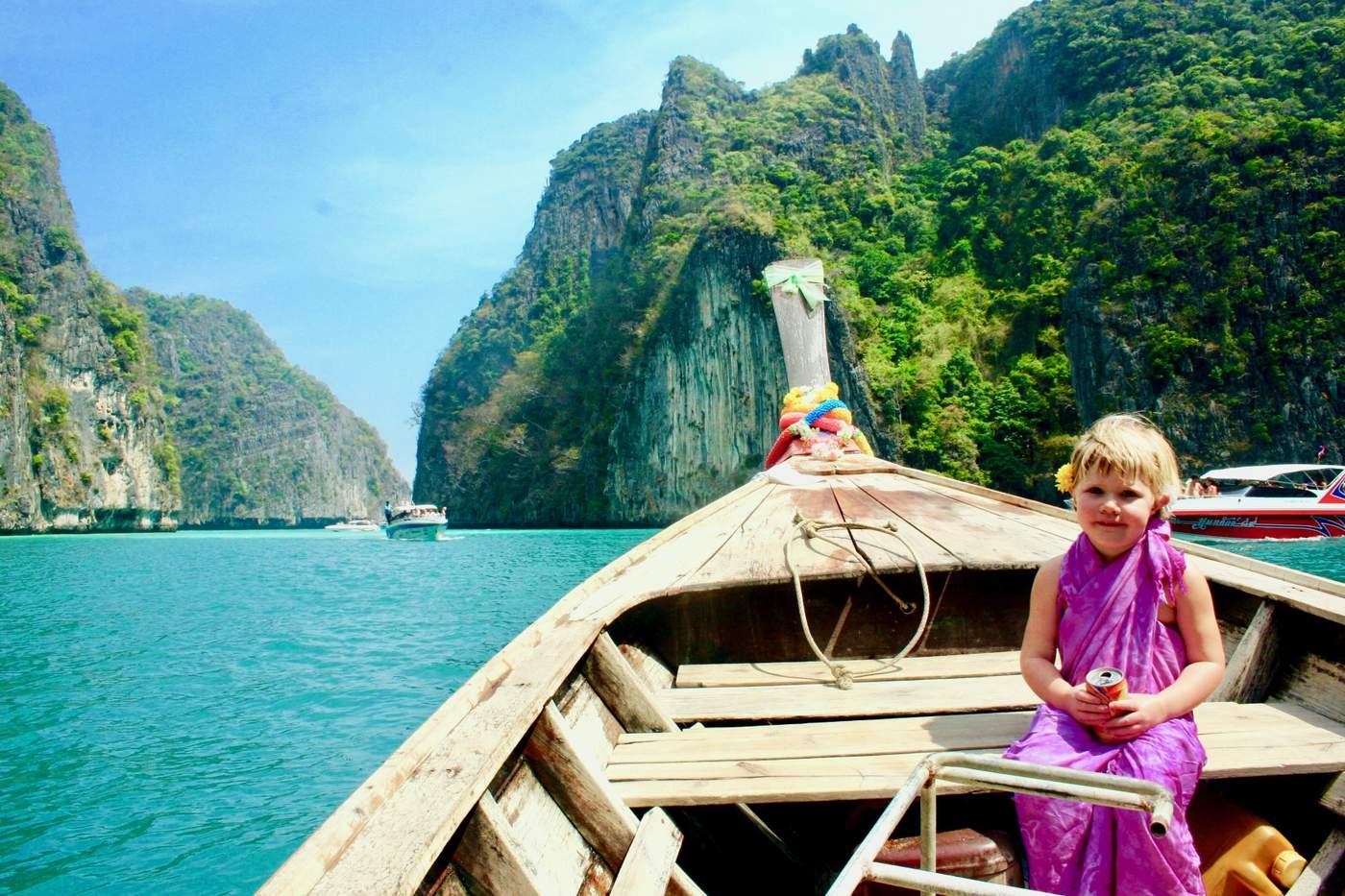 HVOR REISE I THAILAND
