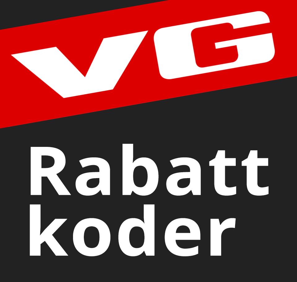 218e9b01b42 VG Rabattkoder - Eksklusive rabattkoder og tilbud