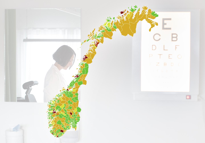 Fastleger i Norge
