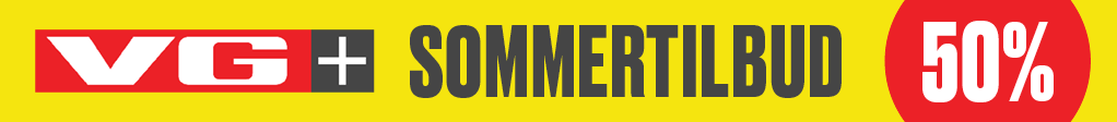 VG+ Sommertilbud
